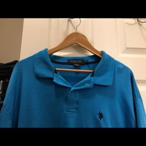 Men's Big and Tall Polo